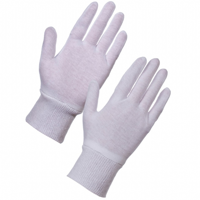 Stockinet Liner - Cotton Jersey Ladies Gloves