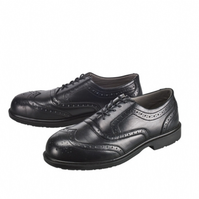 Tuf Pro Executive Brogue Composite Safety Shoe with Midsole
