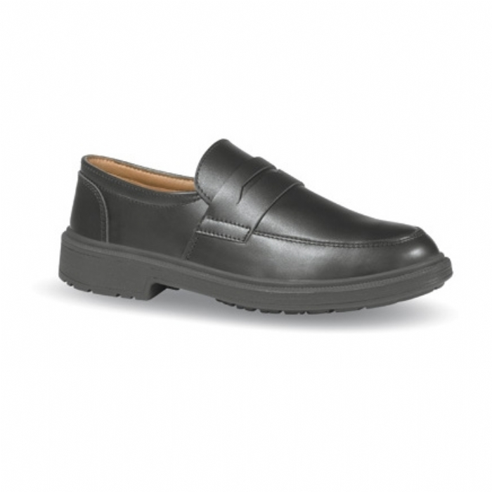 U-Power Florence Executive slip on Composite safety shoe with midsole