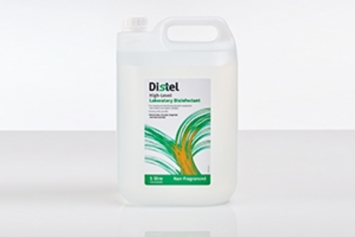 Distel Laboratory Surface Disinfectant - Non Frangranced