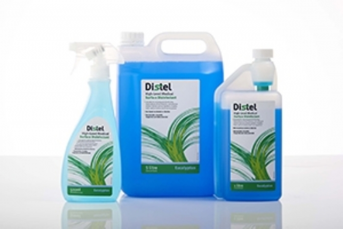 Distel Medical Surface Disinfectant - Non Fragranced
