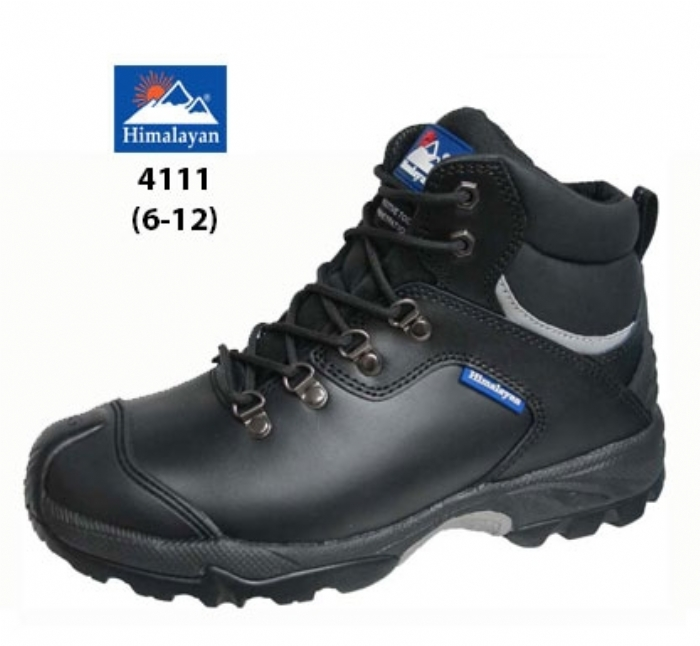 HIMALAYAN Black Gravity Boot Steel Cap/Midsole Gravity 2  Outsole £51.95