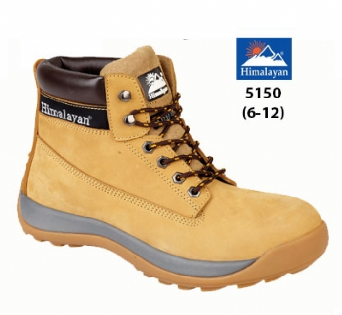 HIMALAYAN  Wheat Nubuck Iconic Boot with Midsole