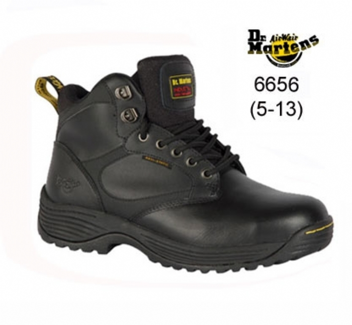 DR MARTENS Drax ST Black Safety Boot