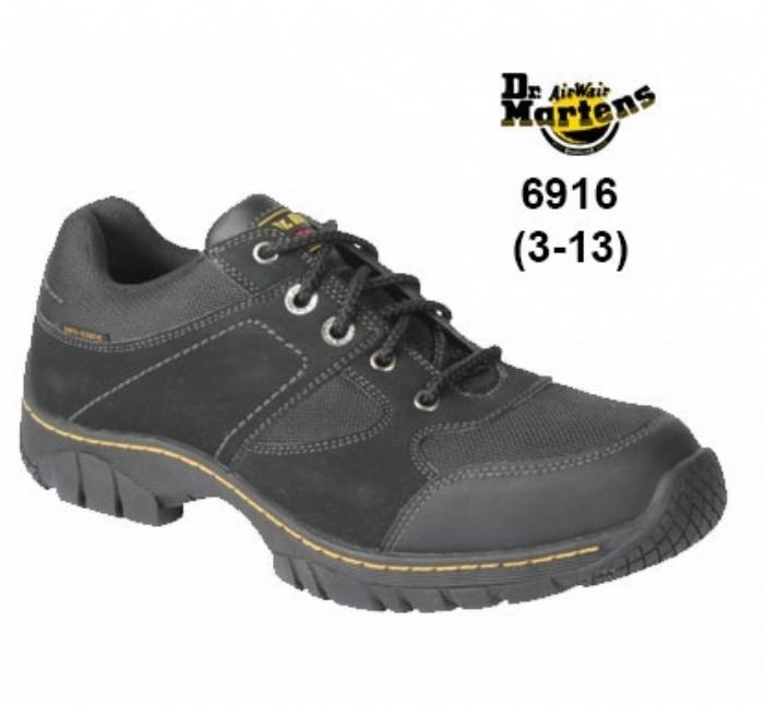 DR MARTENS Black Dr Martens Gunaldo ST Safety Shoe -Vegan Friendly