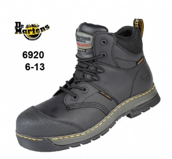 DR MARTENS Black Surge ST Safety Boot