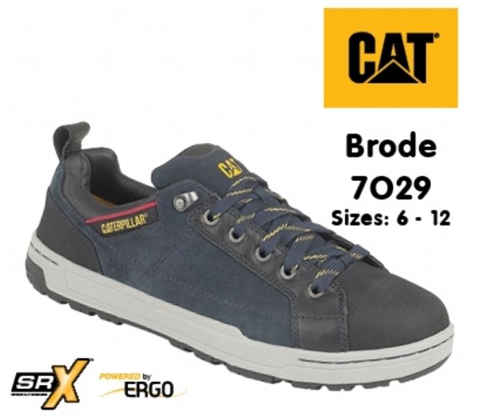 CATERPILLAR Brode Safety Trainer Shoe
