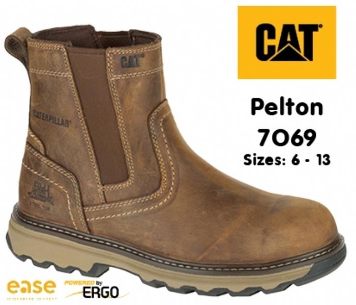 CATERPILLAR Pelton Dealer Safety Boot