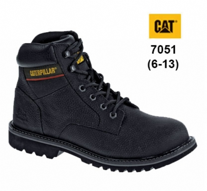 CATERPILLAR Black Electric Safety Boot