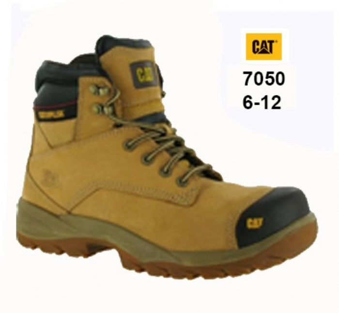 Caterpillar Spiro Honey Safety Boot