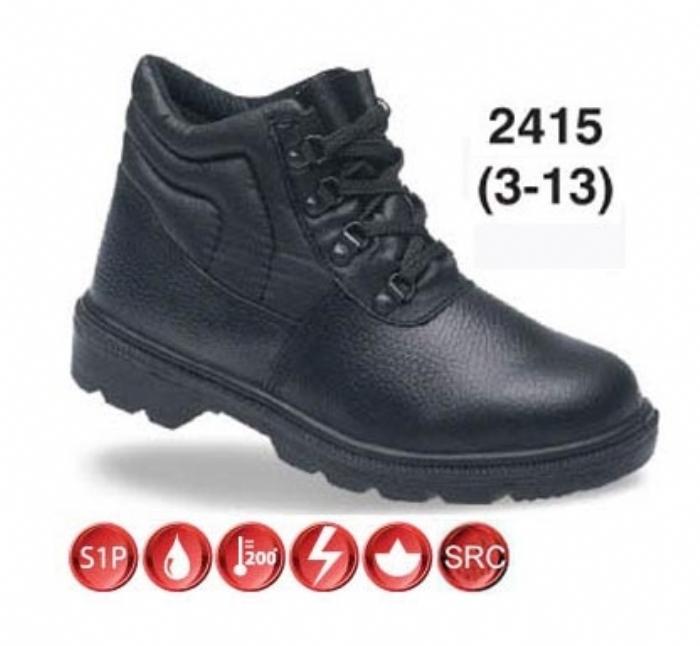 TOESAVERS Black Dual Density Boot