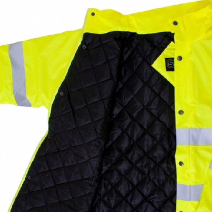 Hi Vis Storm-Flex® Breathable Parka