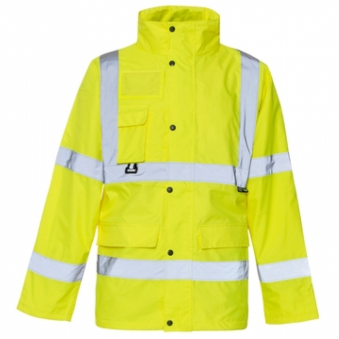 Hi Vis Breathable Jacket