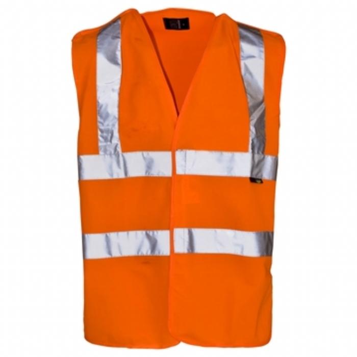 Hi Vis Pull Apart Vest