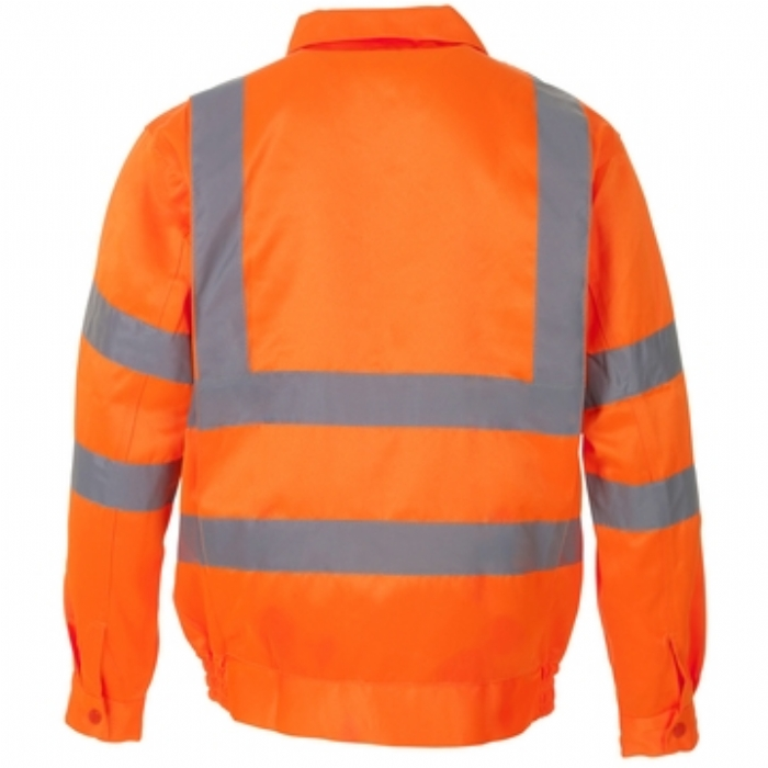 Hi Vis Polycotton Jacket