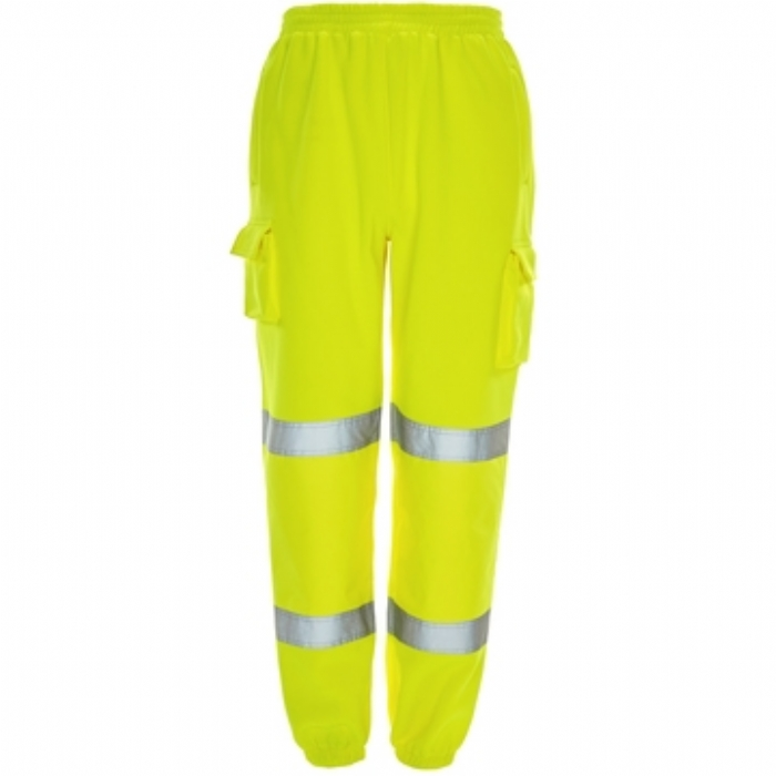 Hi Vis Jogging Bottoms