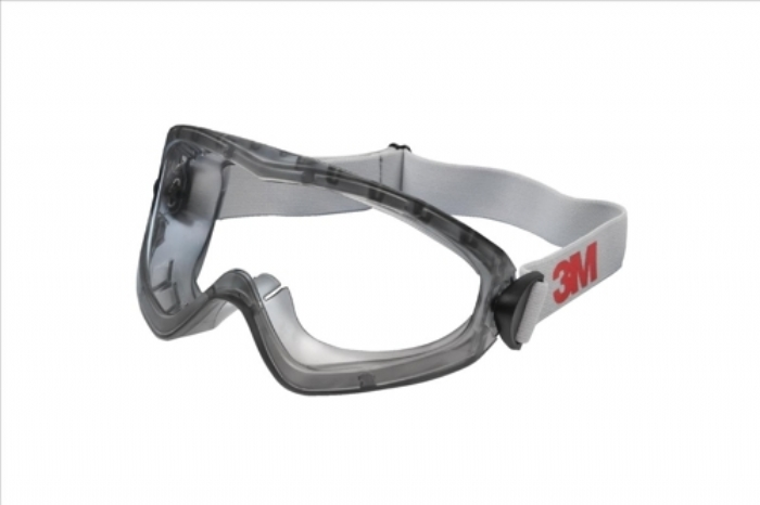3M 2890S K&N Rated Safety Goggles Clear Lense