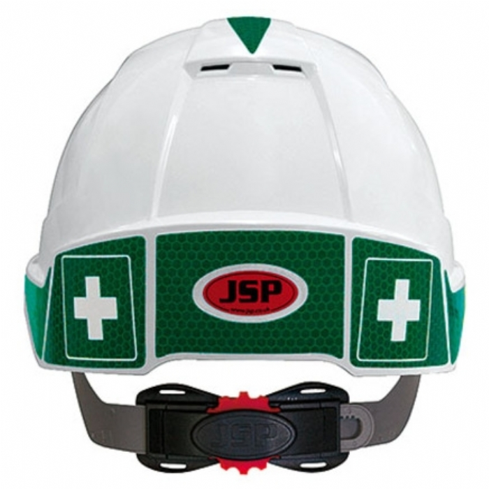 JSP Evolite CR2 First Aider Refelective Decal Kit