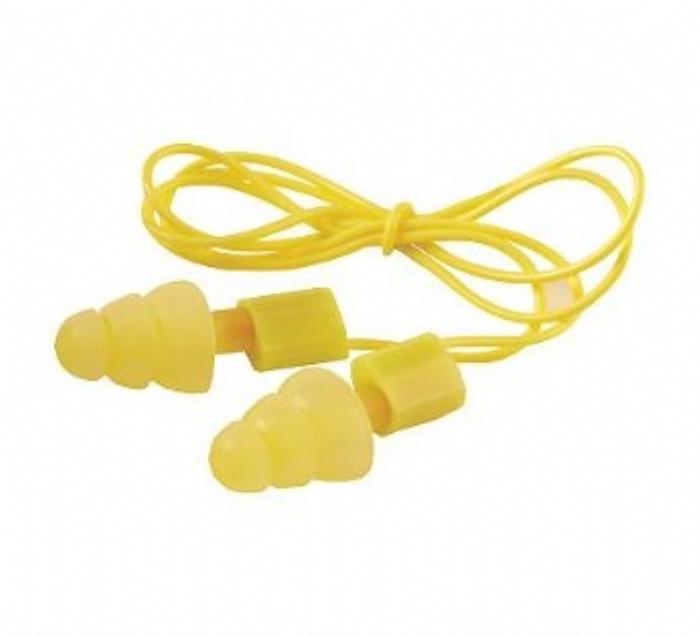 3M EAR Ultrafit 20 Moulded Corded Ear Plugs