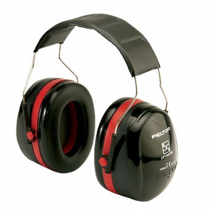 3M Peltor Optime III H540A Headband Ear Muff