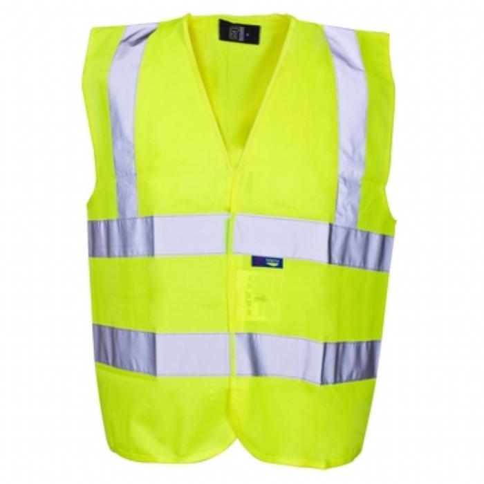 Hi Vis Builders Vest