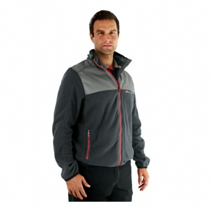 Tuf Revolution Performance Fleece Jacket Black