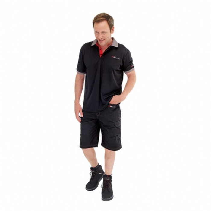 Tuf Revolution Cargo Shorts - Black