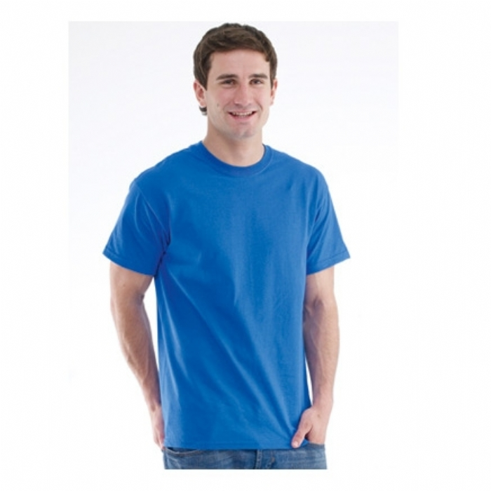 Endurance Cotton T-Shirt Royal Blue