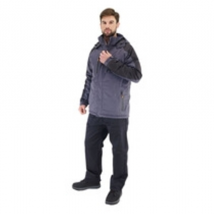 Regatta Marauder Insulated Jacket X-Pro Seal Grey/Black