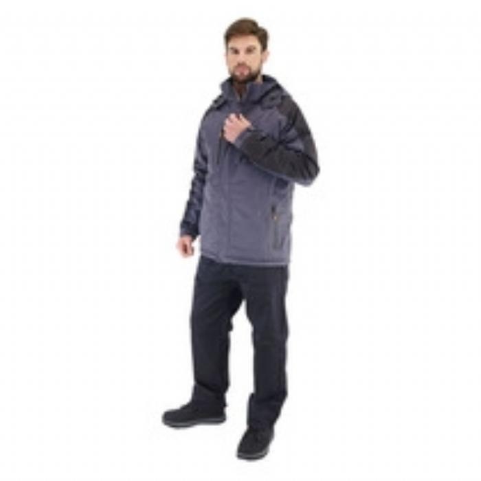 Regatta Marauder Insulated Jacket X-Pro Seal Grey/Black