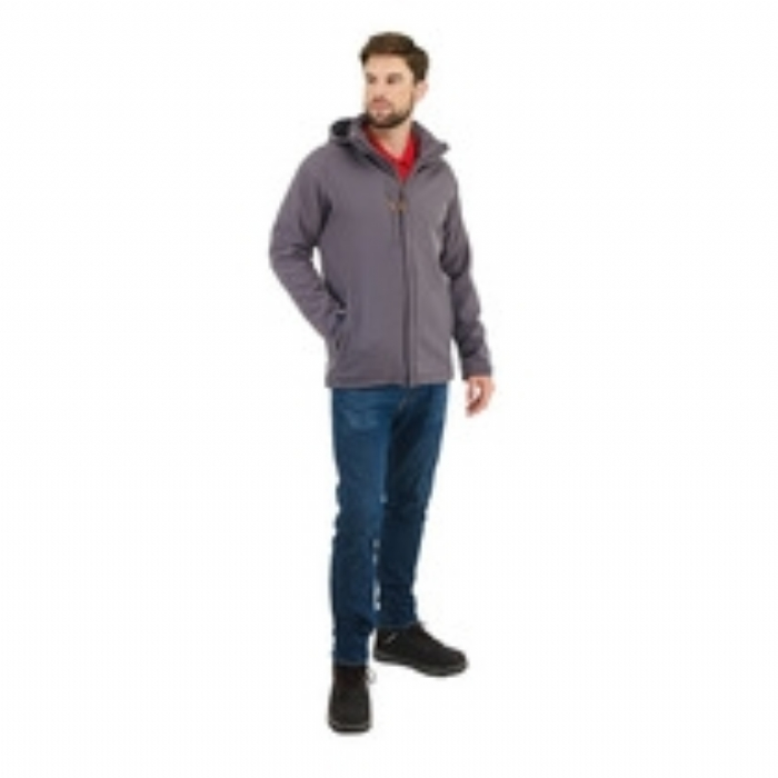 Regatta Repeller Softshell Jacket X-Pro - Seal Grey