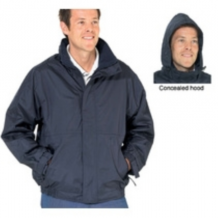 Regatta Dover Waterproof Insulated Mens Jacket Navy