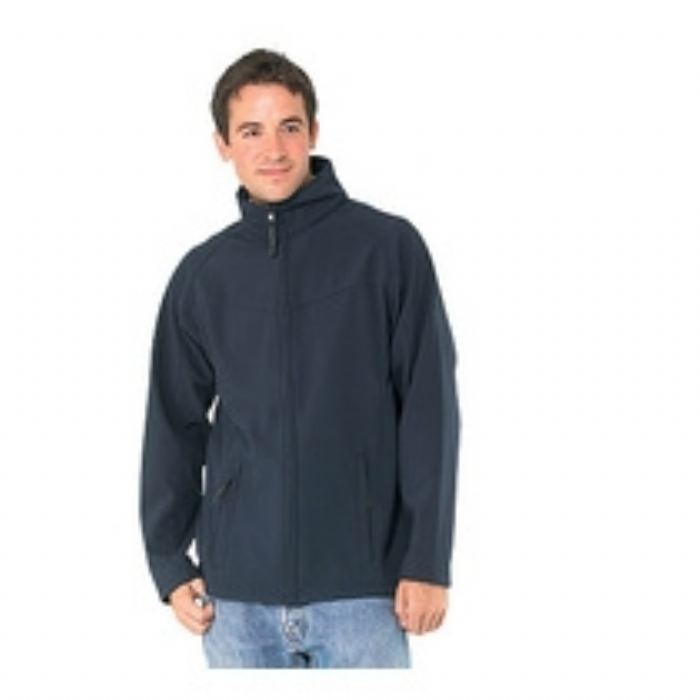 Regatta Uproar Water Repellent Interactive Softshell Mens Jacket - Navy