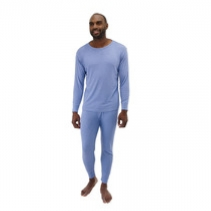 Endurance Thermal Vest Long Sleeved Blue