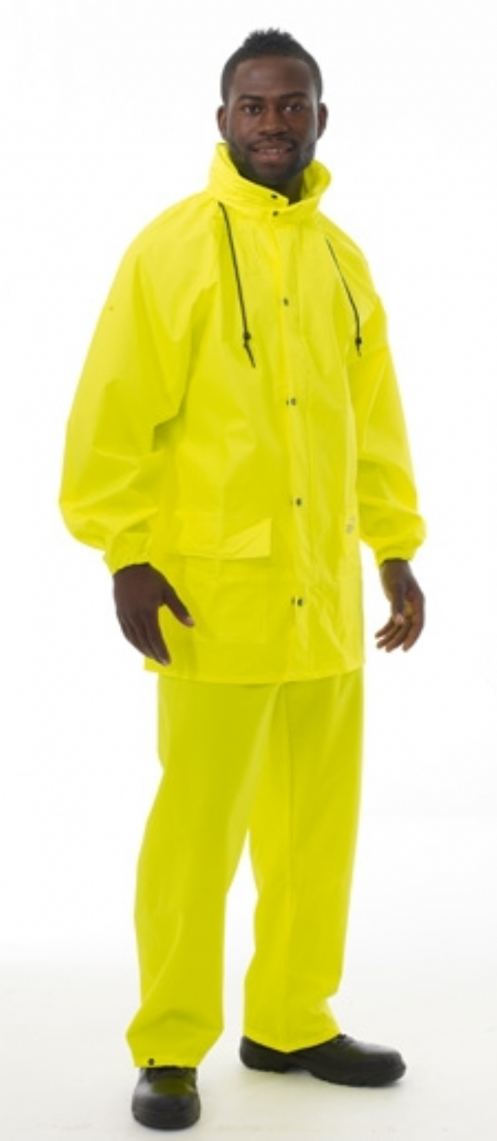 Flexothane Classic Waterproof Trousers - Yellow