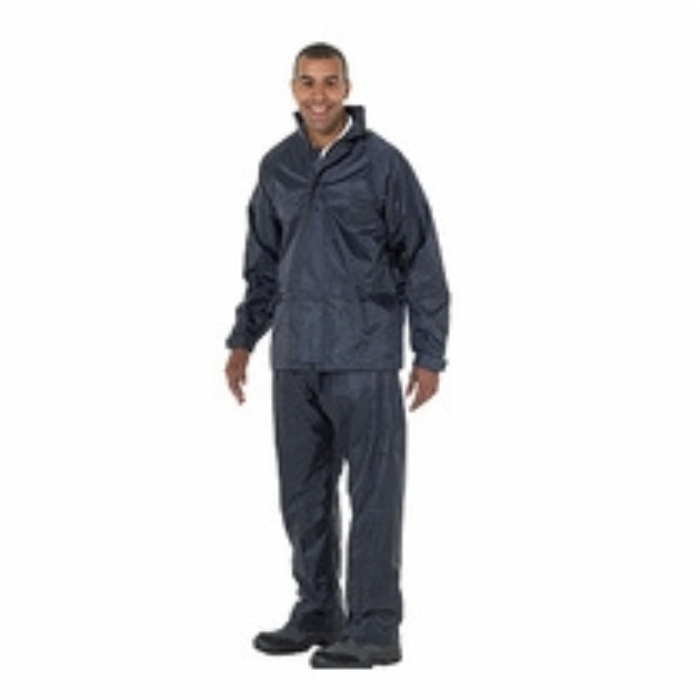 Endurance Rainmaster Lightweight Two-piece Suit Navy