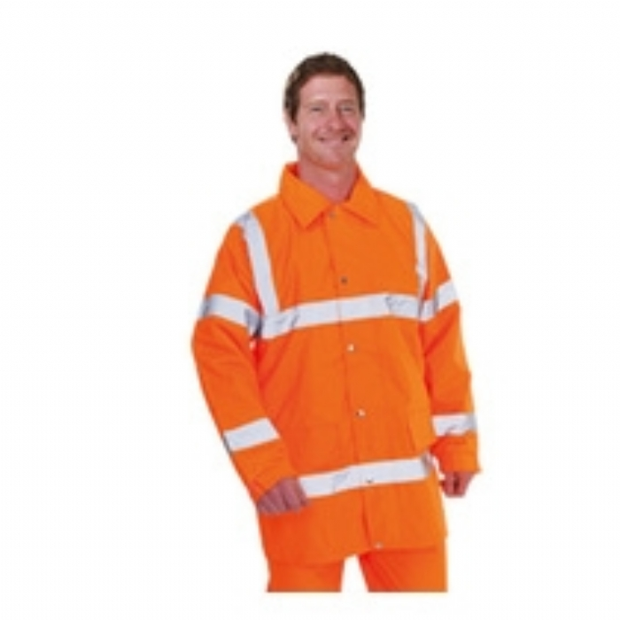 Keep Safe EN 471 High Visibility GO/RT Road Jacket