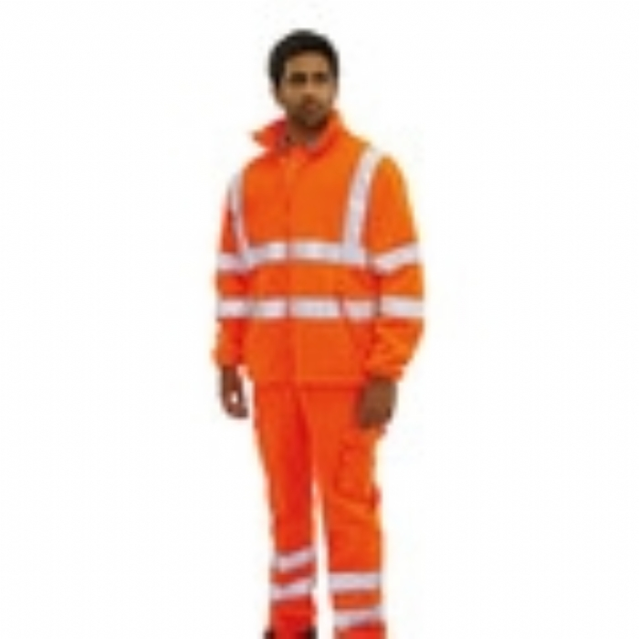 Keep Safe EN471 High Visibility Fleece