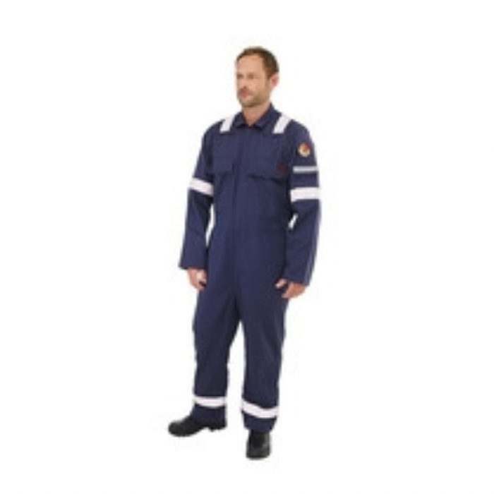 Roots Flamebuster Xtreme Nordic Coverall - Royal Blue