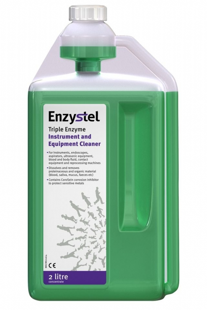 MD315 Enzystel Triple Enzymatic Instrument Cleaner