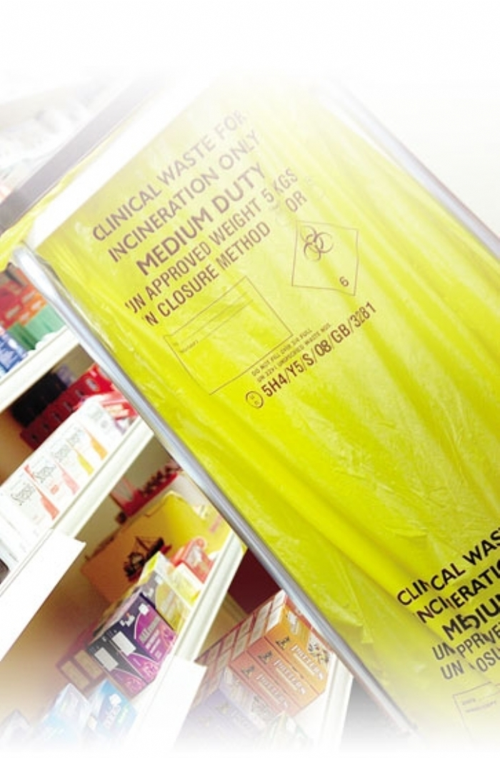 CX50/CWMD3 Clinical Waste Medium Duty (14/22x25)