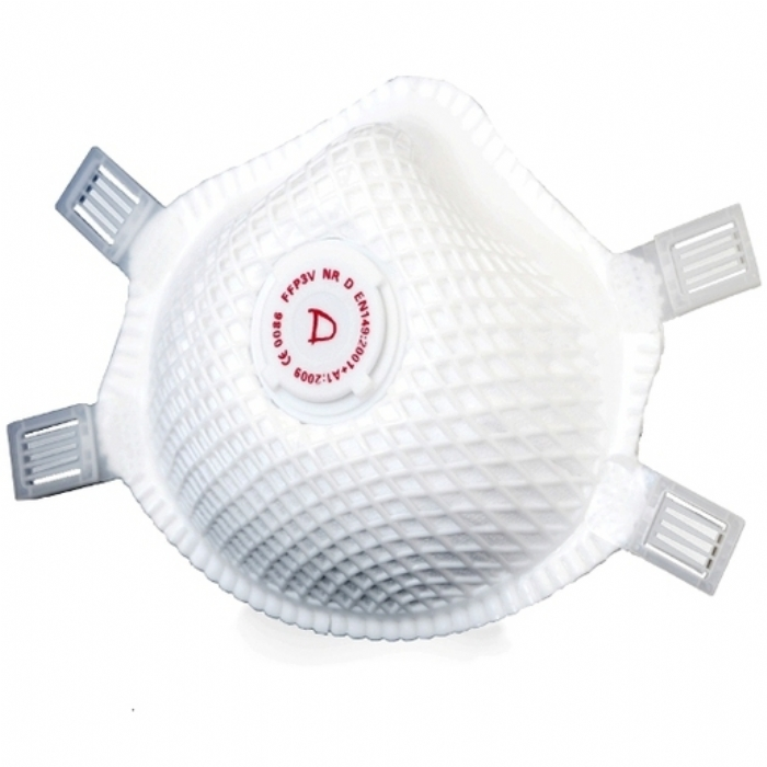 RESPAIR P3V 'D' DISPOSABLE RESPIRATOR