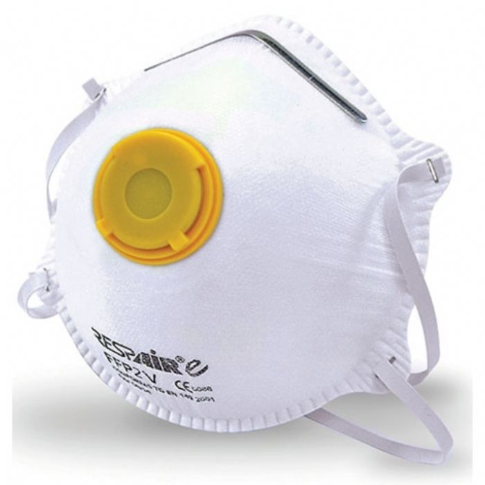 RESPAIR P2V ECONOMY DISPOSABLE RESPIRATOR