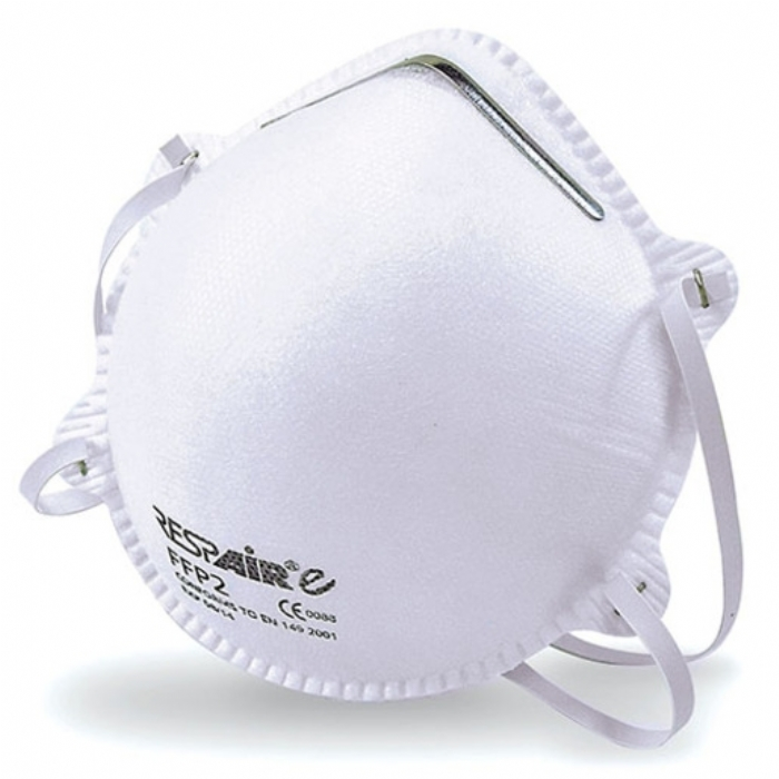 RESPAIR P2 ECONOMY DISPOSABLE RESPIRATOR