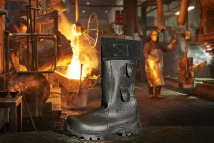 Rock Fall Vulcan Foundry Safety Boot with Midsole