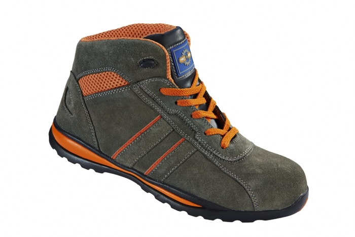 ProMan PM4060 Suede Safety Boots