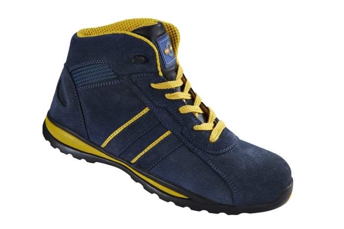 ProMan PM4070 Suede Safety Boots