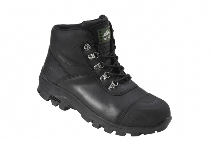 Rock Fall Granite Steel Toecap Construction Boot Force10 Outsole