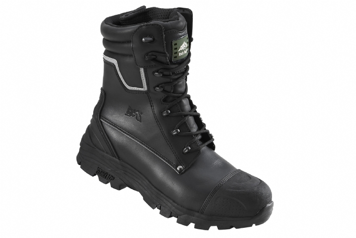 Rock Fall Shale Steel Toecap High Leg Safety Boot Force10 Outsole