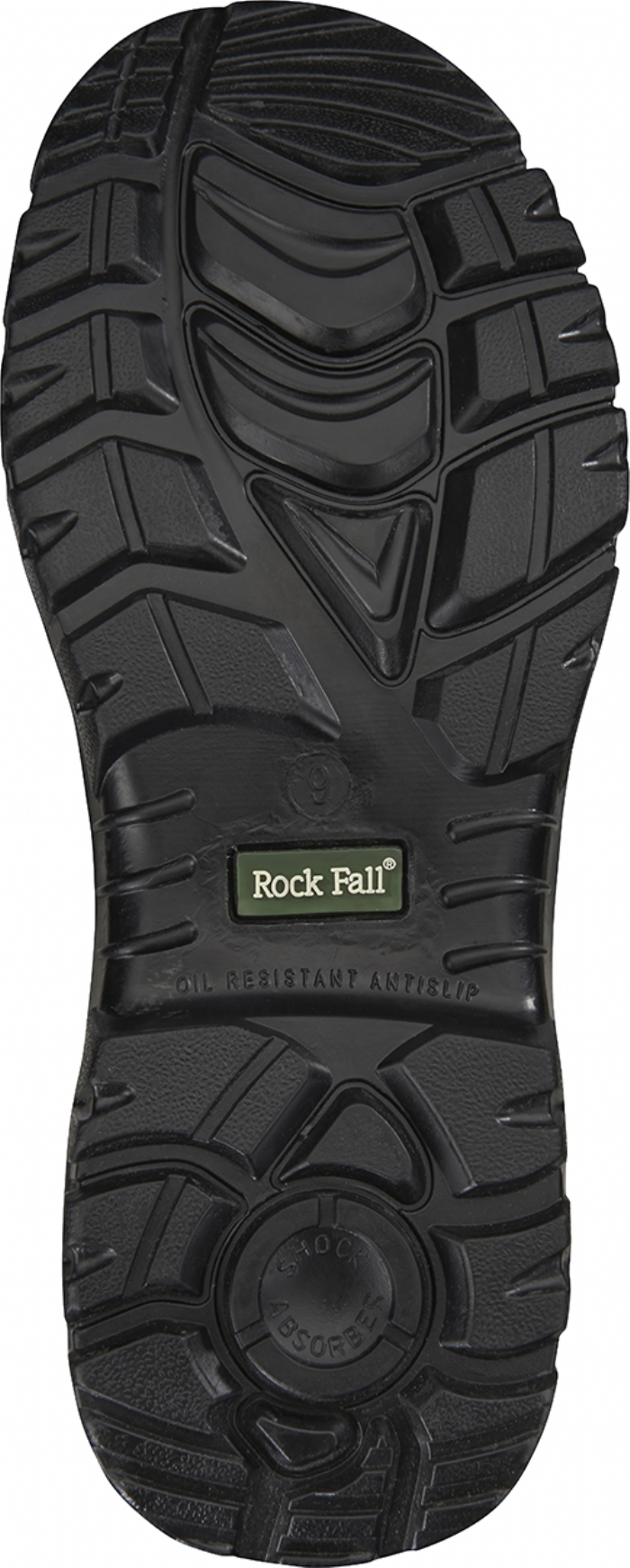 Rockfall  Jet RF222 Fibreglass Toecap Safety Boot